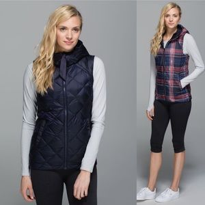 Lululemon The Fluffiest Reversible Vest